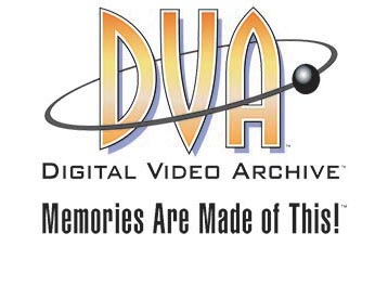 digital video archive logo