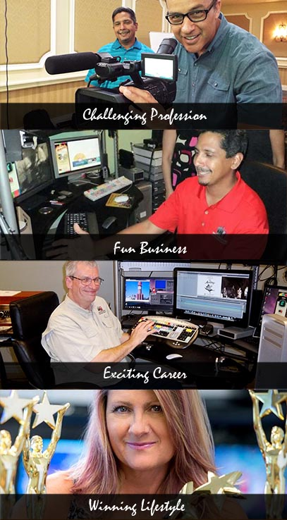 Home Video Studio owners
